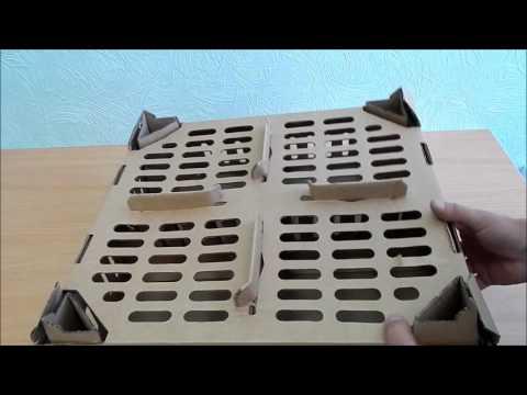 Ящик для перевозки цыплят (100 цыплят)