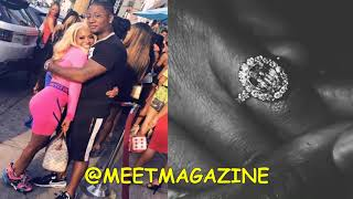 Yung Joc ENGAGEMENT NEWS! EXPOSED with another woman yet they're getting married? #YungJoc #LHHATL