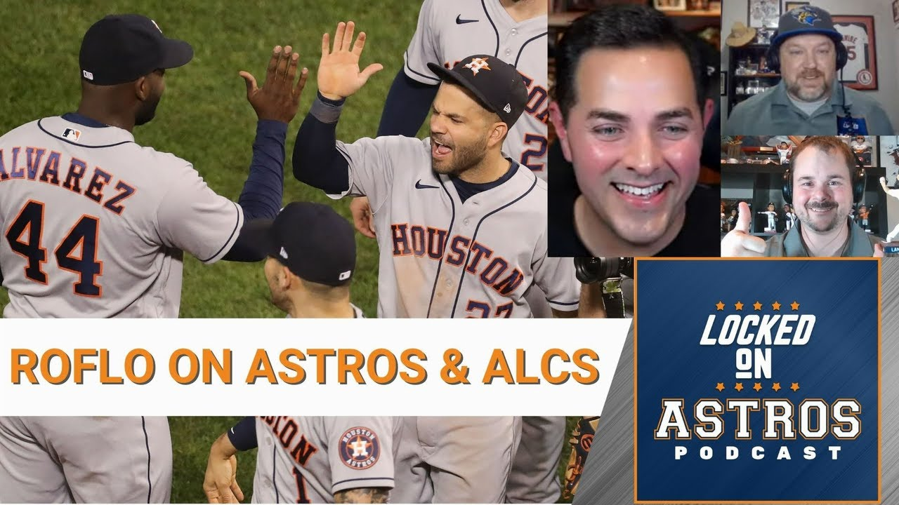 Astros' Luis Garcia Throws Harder Than Ever In Game 6 Vs. Red Sox