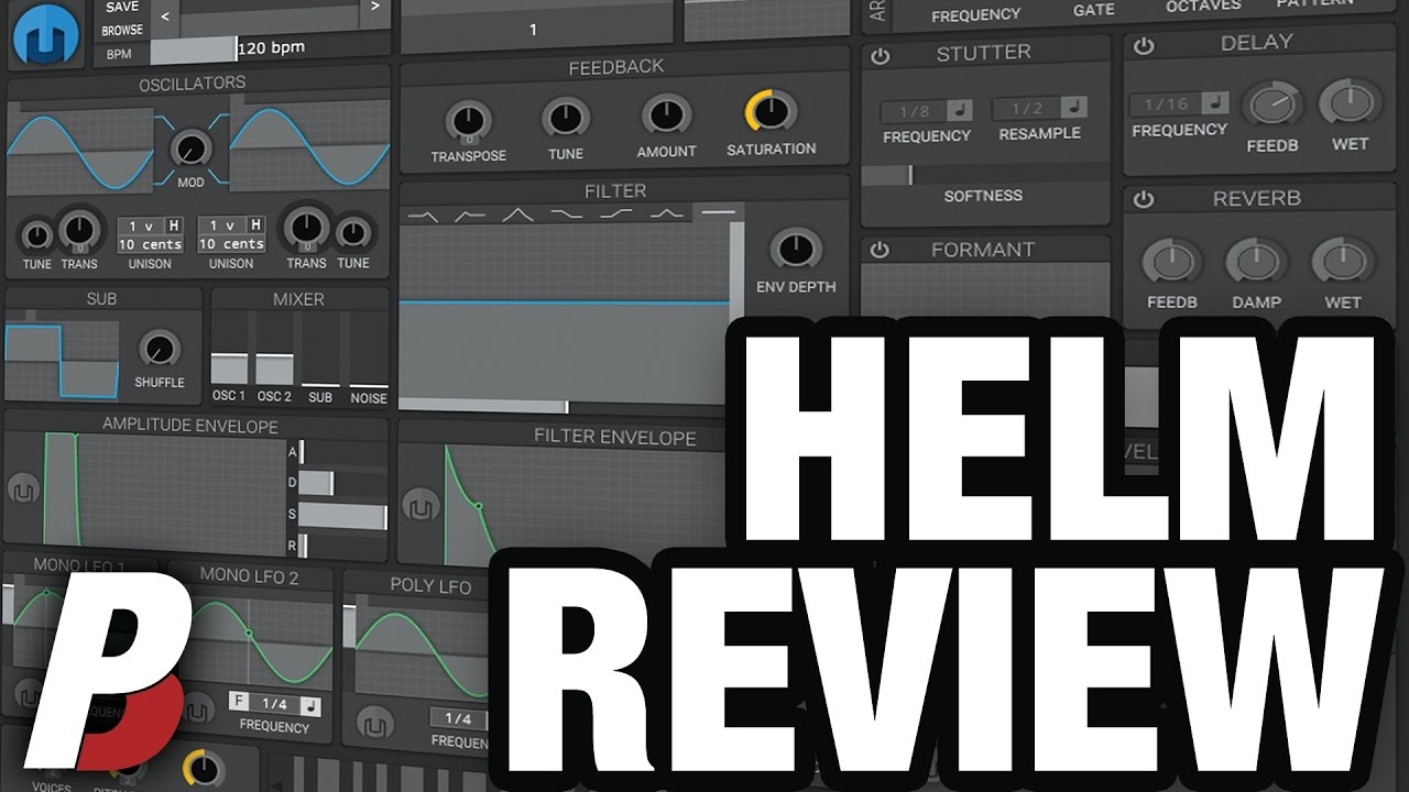 FREE VST | HELM REVIEW