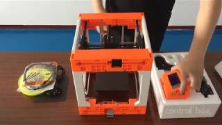 Weedo F100 Mini Desktop 3D Printer
