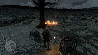Read Dead Redemption Easter Egg Body Coots Chapel