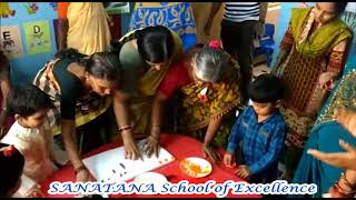Grandparents Day Celebrations || Sanatana School Of Excellence