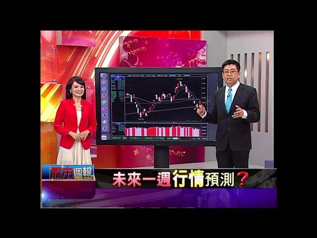 股市周報*曾鐘玉20180701-3【迎除權息行情 7月漲勢值得期待】(蔡明翰)