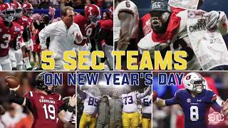The biggest storylines of college football's bowl season | ESPN