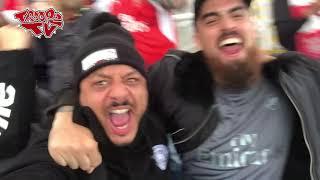 Newcastle United 1-2 Arsenal | Matchday Vlog | Xhaka's Rocket Was A Madness!!!