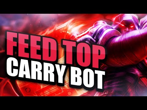 Feed Top, Carry Bot