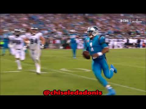 NFL Week 6 TNF Game Highlight Commentary (Eagles vs Panthers)