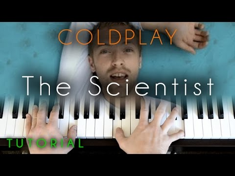how to play the scientist by coldplay on piano