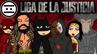 #NEGAS - Liga de la Justicia (Parodia)