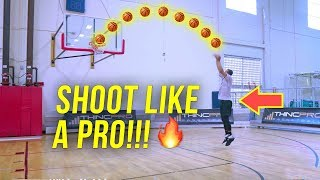 3 CHALLENGES To Help You SHOOT A Basketball BETTER! (Basketball Shooting Drills)