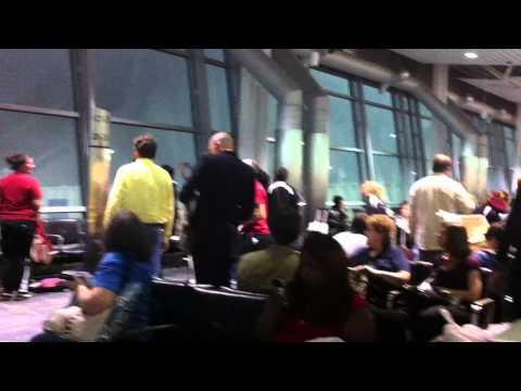 St. Louis Airport Tornado