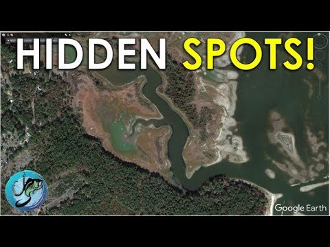 How To Find Hidden Bass Fishing Areas On Your Lake! | Fish The Moment Live Stream