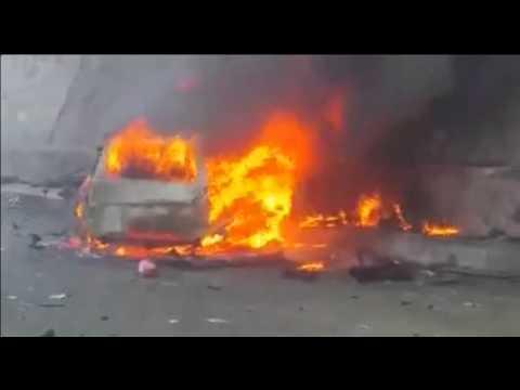 ארגון המדינה האיסלאמית לקח אחריות על ההתנקשות במושל מחוז עדן בתימן - קרדיט: ADEN AL GHAD רויטרס