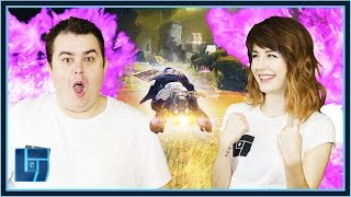 Leah LC Vs Daz Black - DESTINY : 1V1 | Legends of Gaming