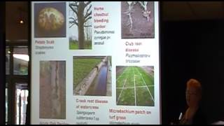Plant-pathogen interactions; an arms race - Professor Dawn Arnold