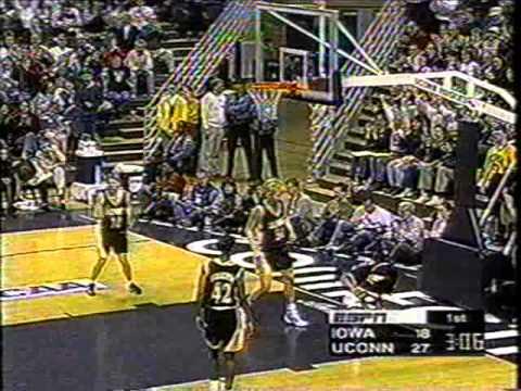 1997 2nd Round UCONN vs Iowa