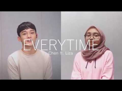 [Duet Cover] Everytime - Chen (첸) Ft. Liza (Descendants Of The Sun OST Part2)