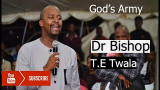 Bishop TE Twala -  God's Army. NBC18 - Fight a good fight of faith