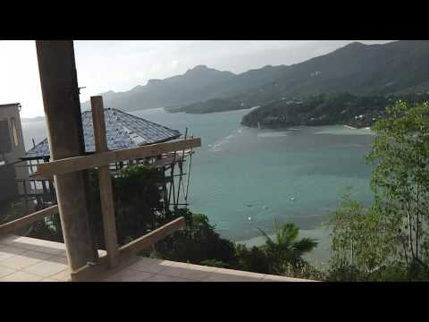 Seychelles - Henri's new house 2014