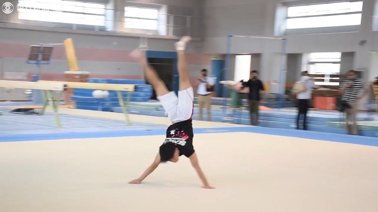 体操オリンピック代表候補・南一輝選手が練習再開 「戻って来られて ...