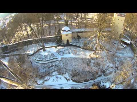 Historical City Biberach in Germany [HD]