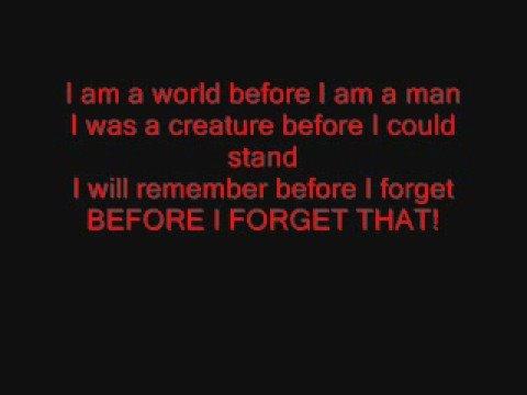 Slipknot - Before I Forget Lyrics   MetroLyrics