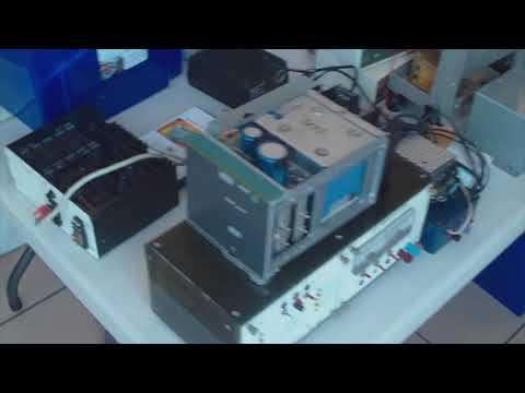 SARANOR 2018 - Exposition, bourse radio - Reportage vidéo de F5IDC