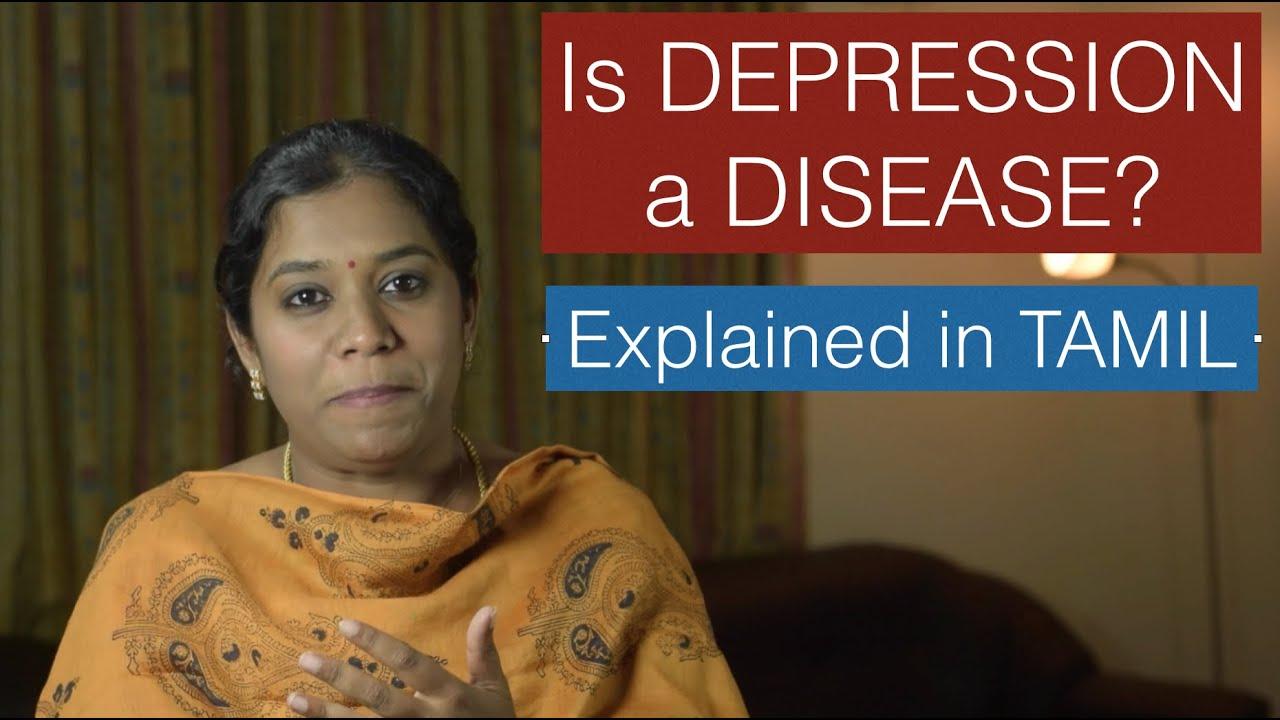 Depression Symptoms In Tamil   Psychiatrist In Chennai   Dr  Yamini  Kannappan