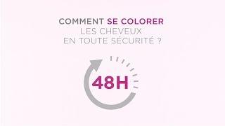 Comment se colorer les cheveux en toute sécurité avec L'Oréal Paris ?