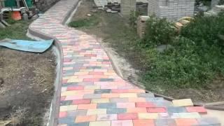 про краситель для бетона