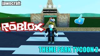 Roblox | Themenpark Tycoon 2 | Zaznam LS | SK/CZ