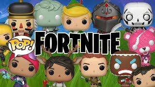 NEW FORTNITE POP VINYL!!! FUNKO FORTNITE POPS