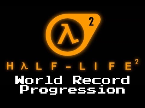 World Record Progression: Half Life 2 (New Engine) - Episode 15