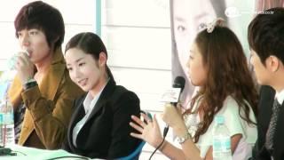 [Report] 시티헌터/City Hunter Drama Shooting - 이민호, 박민영, 구하라