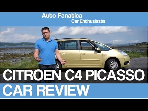 Citroen C4 Picasso | REVIEW 2019 | (2008) | UGLY, CHEAP AND COMMON AS MUCK | Auto Fanatica