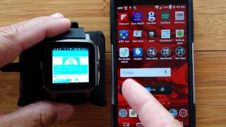 smart Watch Phone Drippler and Lazy Swipe app reviews