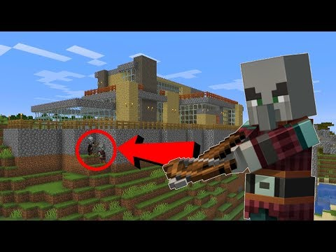 my minecraft house is safer than area 51