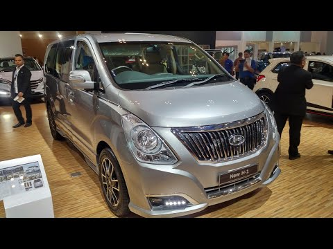 In Depth Tour Hyundai H1 Royale CRDi Limited - Indonesia