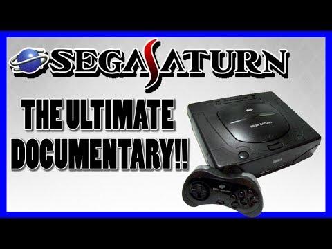Sega Saturn - The Ultimate Documentary! - Retro Gaming Commonwealth
