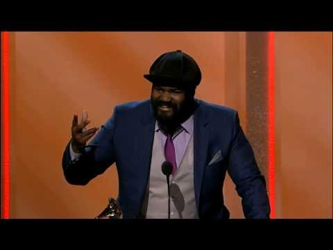 Al Gomes and Big Noise Archive : Gregory Porter Wins Very First Grammy Award