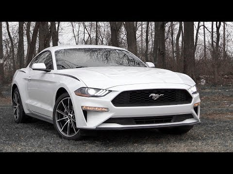 2019 Ford Mustang Ecoboost: Review