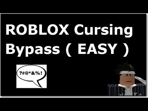 Roblox Swear Bypass 2019 Pastebin