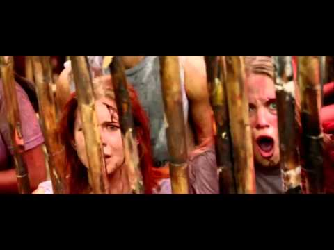 The Green Inferno / Зеленый Ад Official Trailer 2015 Horror Movie HD