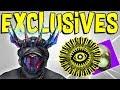 Destiny 2: STRIKE EXCLUSIVE DROPS & OSIRIS SECRETS! Lighthouse Secret, Strange Forest, & Future DLC