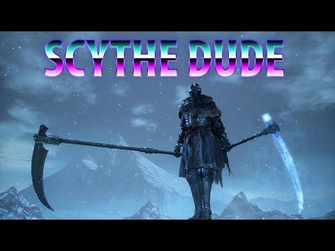 Dark Souls 3: Scythe Dude |