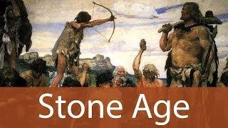 Stone Age Art History from Goodbye-Art Academy