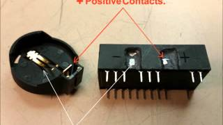 dallas ds1287 rtc repair
