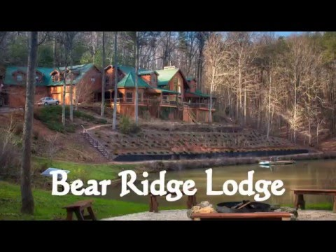 Bear Ridge Lodge in Ellijay, GA