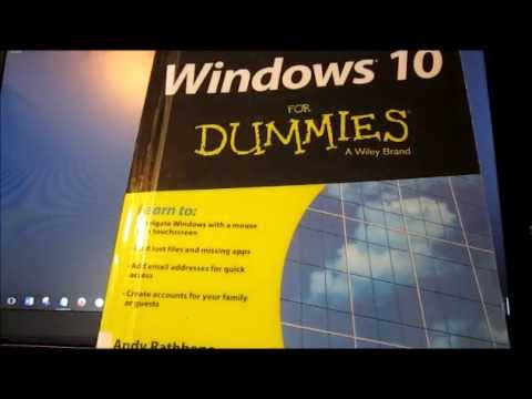 Windows 10 For Dummies A Different Review Check It Out Youtube